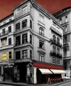 Lush Hotel Projesi