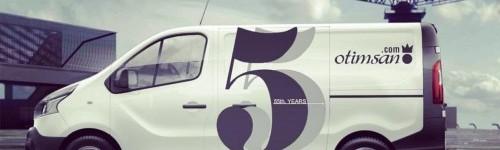 yeni aracımızla 55. yılımızda hizmetinizdeyiz…