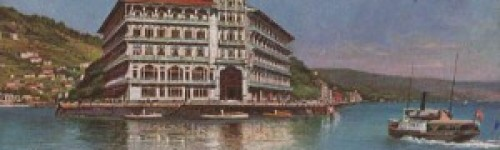 Türkiye de otelciliğin tarihi