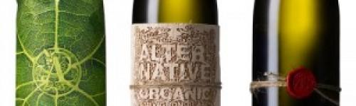 Organik Şarap etiketleri