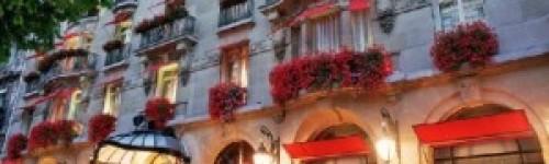 Paris te otel savaşları