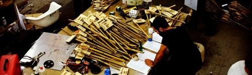Golden Key Bambu Ağaç İsimlikleri