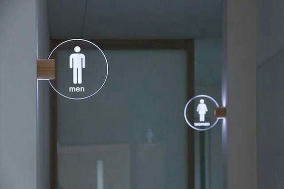 led ışıklı wc otimsan
