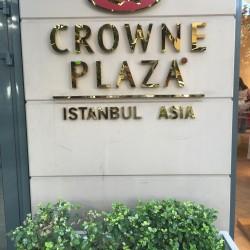 Crowne plaza giriş