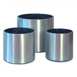 Alüminyum Metal Saksı
