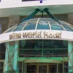 Elite World Hotel Giriş Yazısı