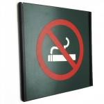 Masa Üstü Sigara İçilmez Uyarısı