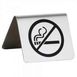 Metal Sigara İçilmez Uyarı