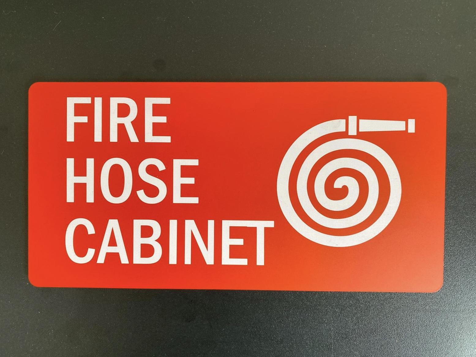 Yangın çıkış işaretleri