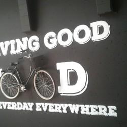 Artwork Bisiklet ve Grafik Çalışması