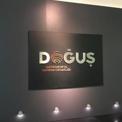 paslanmaz logo giriş yazısı