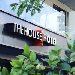 The house hotel tabela