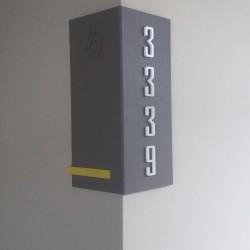 Köşe Kapı Numarası