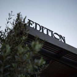 The Edition Hotel Bodrum