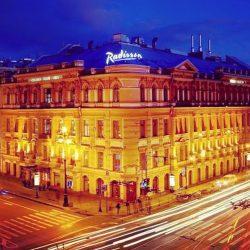 Radisson Royal Hotel, St. Petersburg