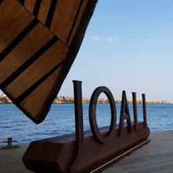 Joali Maldives tabela ve yönlendirme tasarımları