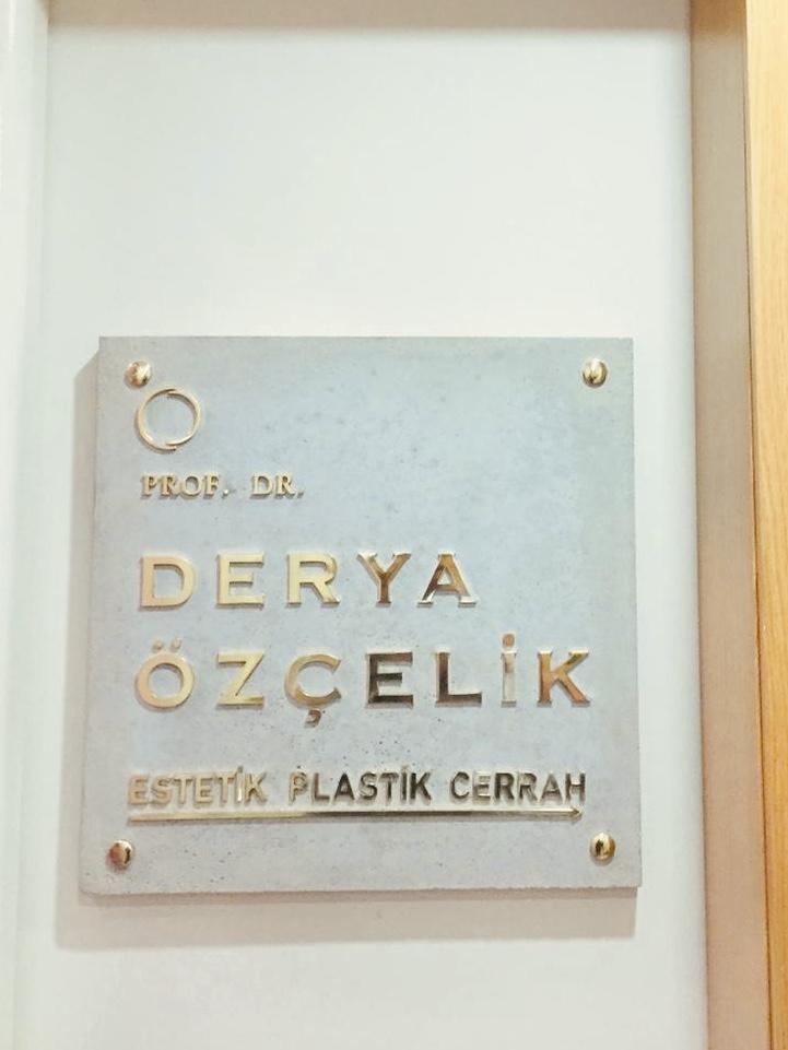 BETON ÜZERİ PİRİNÇ TABELA