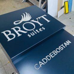Broyt suites tabela ve yönlendirme