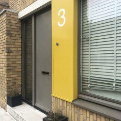 site kapı numarası