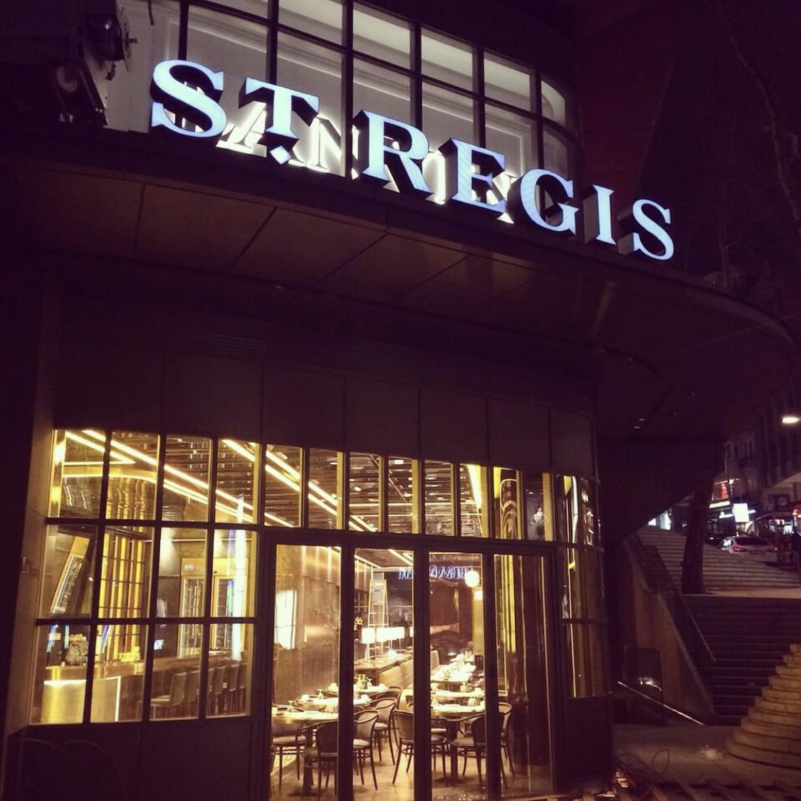st regis istanbul