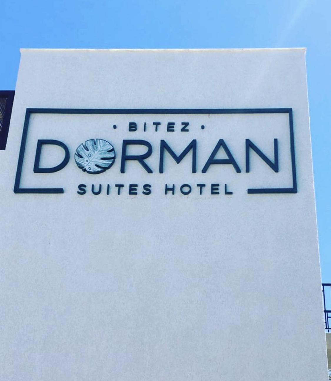 Dorman suites tabela tasarımı