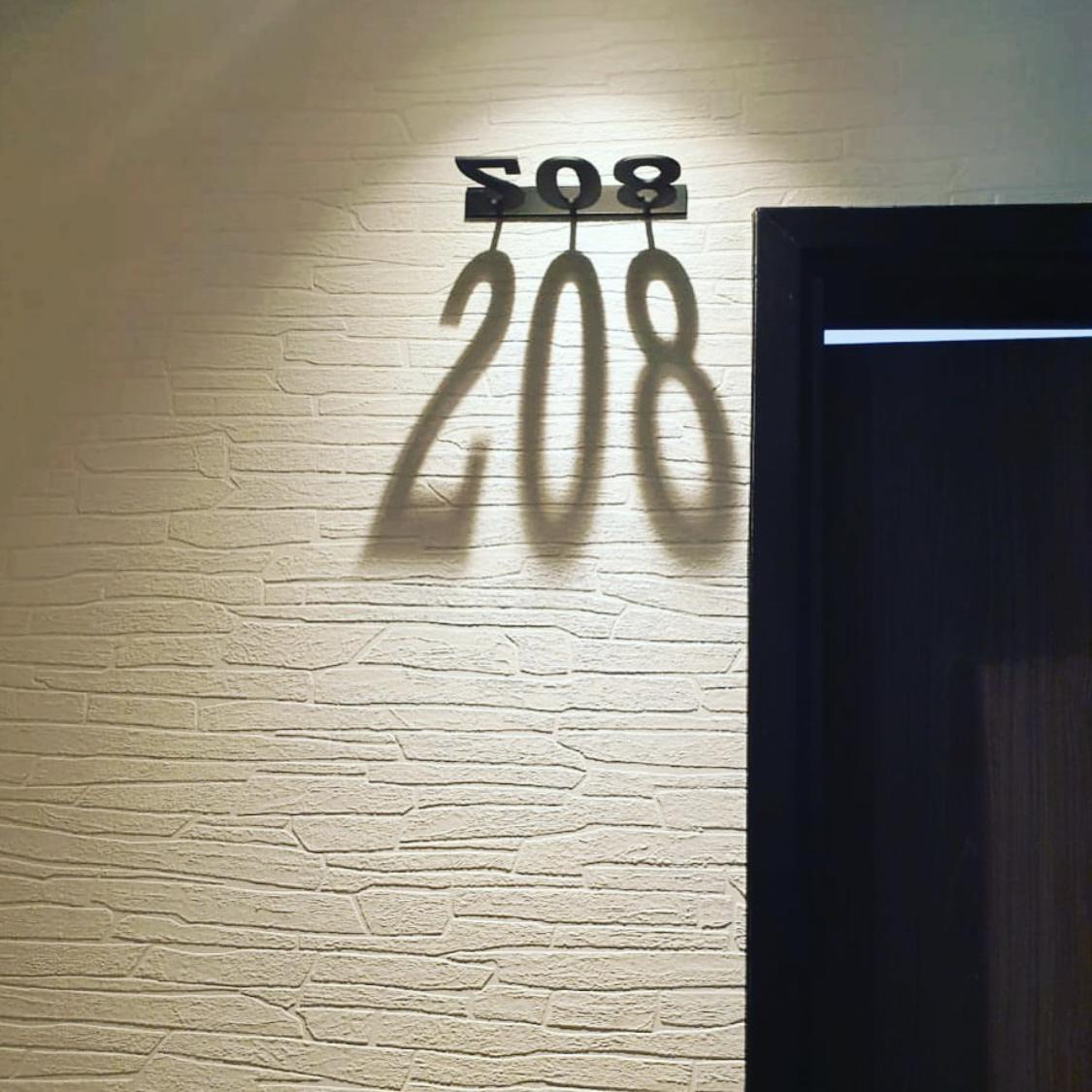 gölgeli kapı numarası