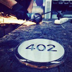 Kapı numarası üretim