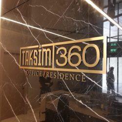Taksim 360 giriş yazısı
