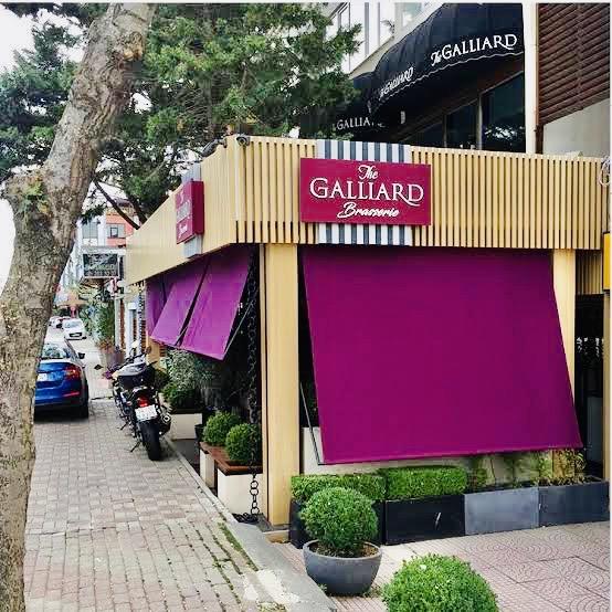 Galliard Brasserie