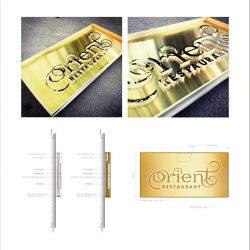 Orient Restaurant Tasarım