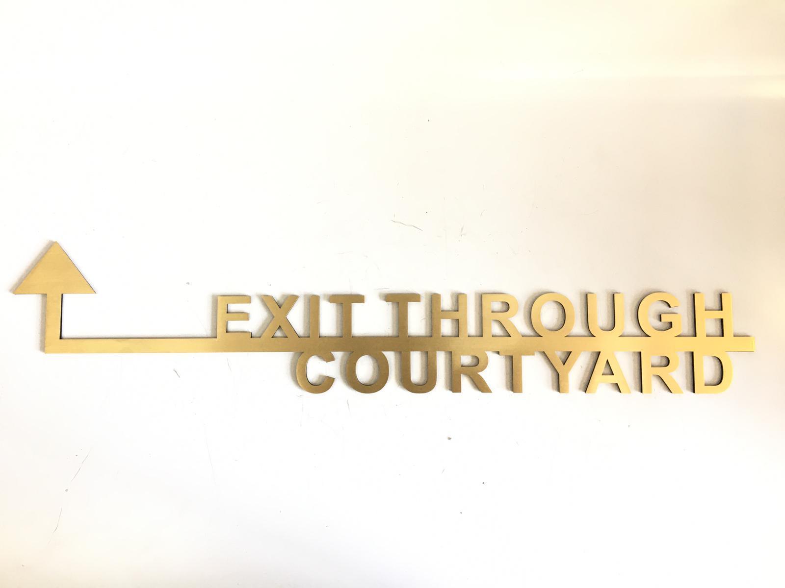 Exit Redirect